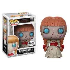 BAM Exclusive The Conjuring Pop! Vinyl - Annabelle Funko : Booksamillion.com