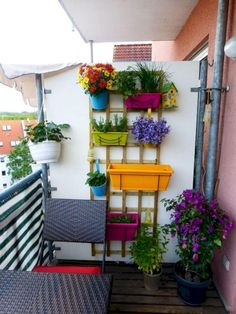 30+ Amazing DIY Small Terrace Decor Ideas