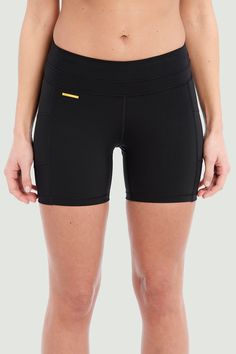 Nothing can stop you in these shaped-fit Lole shorts. Mid rise Secret pocket Coolmax lined gusset Inseam: 5 cm Reflective logo Short Skirts, Gym Shorts Womens, Boutique, Fitness, Shopping, Black, Birthday, Christmas, Products
