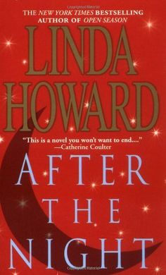 After the Night by Linda Howard, http://www.amazon.com/dp/0671019708/ref=cm_sw_r_pi_dp_z2F7qb1M367ZP    I RATED THIS A  4