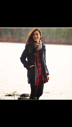 9ff65bd03ea Dreamy fall winter outfit ❤ Sarah Vickers