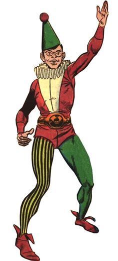 Punch - Teen Titans enemy - DC Comics - Character Profile