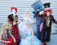 Carnival group costumes - Creative and fun ideas for carnival # Couple costumes # Carnival costumes