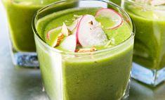 Gazpacho verde all'avocado, ricetta velocissima! | Cambio cuoco