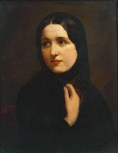 Miss Anne Ryan, Sir John Everett Millais (1853)
