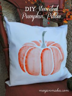 Paint a Pillow by Cutting Edges is a all in one kit for Fall decorating. You can win a $50 gift card to Cutting Edge Stencils with FREE shipping. Enter soon