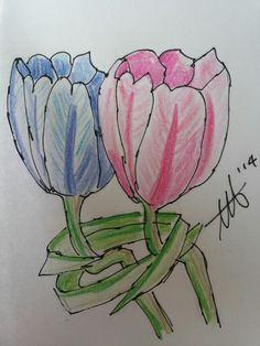 Un mio disegno