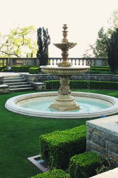 axcie:  Greystone Fountain