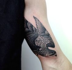 Victor J. Webster - Two Hands Tattoo in Auckland