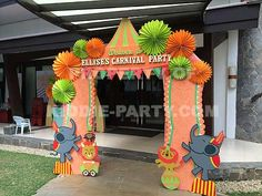 entrance for big top - Google Search