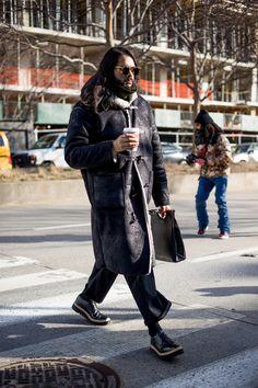 The Best of NYFW Street Style FW18
