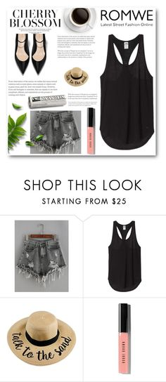 """Untitled #43"" by sara-dlii ❤ liked on Polyvore featuring Bobbi Brown Cosmetics"