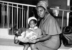 nina and daughter simone