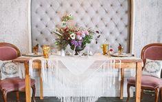 Romantic Southwestern Boho Wedding Inspiration