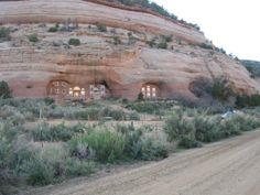 Cave Home near Monticello, UT
