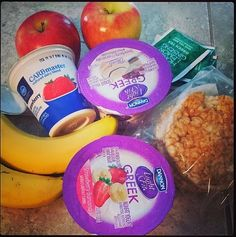 travel/hotel healthy snack bag