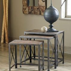 T500-716 - NESTING END TABLES (3/CN)