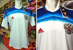Jersey Russia Away World Cup 2014 Rp 110.000   BB : 33241842 (A.n Ade Futsal & Soccer)  Call: 085658790893 WhatsApp : 082178006207