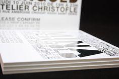 Dorure à chaud argent sur contre-collage pour Mina Feingold Collage, Stamp, Personalized Items, Foil Stamping, Carte De Visite, Impressionism, Money, Collages, Stamps