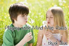 Playing with Mind Map Rules | Sparking Children's Thinkibility