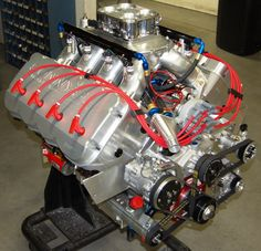 SAR 729cu. in. Extreme Pump Gas Street Engine For Ford Applications - Sonny's Racing Engines & Components