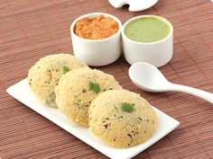 Rava Idli Recipe - Soft and Spongy South Indian Suji Idli - Rawa Idly