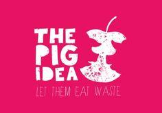 The Pig Idea – BuroCreative brands food waste campaign | News | Design Week