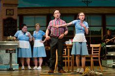 Waitress Musical, Musical Theatre Broadway, Broadway Shows, Baldwin Wallace, Jessie Mueller, Christy Altomare, Theatre Geek, Theater, Book Tv