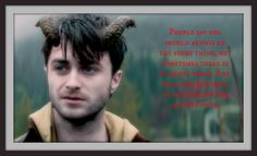 Quote from movie Horns