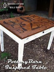Do you love a great Pottery Barn Knockoff?you have to check out Pottery Barn Knockoff Series Part Two and then check out Part One! Furniture Projects, Furniture Makeover, Wood Projects, Diy Furniture, Bedroom Furniture, Furniture Design, Modern Furniture, Outdoor Furniture, Repurposed Furniture