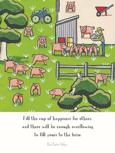 Reflection Quotes, Red Tractor, Comics, Sayings, Happy, Country Farm, Farm Life, Inspiration, Pastor