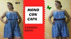 MONO CON CAPA:DIY