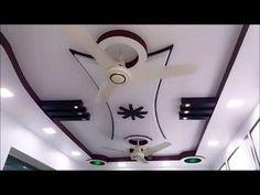 Two Fan Pop Design Google Search Ceiling Design Modern Pop