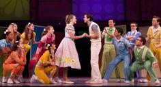 "Broadway's ""Bye Bye Birdie"" - ""Telephone Hour"" - Kim, Hugo, and Teen Chorus Theatre Plays, Theatre Nerds, Music Theater, Bye Bye Birdie, School Play, Strong Love, Boys Shirts, S Star, Music Stuff"