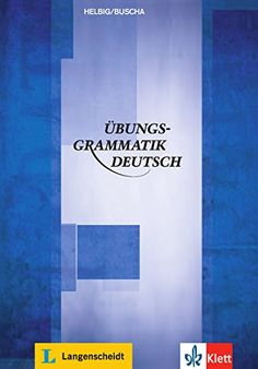 Übungsgrammatik Deutsch: Buch von Joachim Buscha http://www.amazon.de/dp/3126063667/ref=cm_sw_r_pi_dp_k9N9vb0APRJNJ
