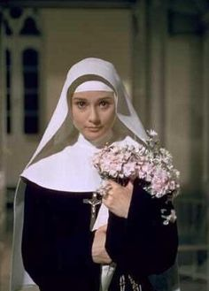 The Nun's Story remains one of my favorite films.  It helped me to understand parts of my psychological development.