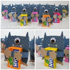 Monster Party Theme Kids Treat