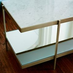 Buy west elm Avery Coffee Table Online at johnlewis.com