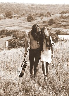 Hippie Love like this ...