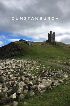 A visit to Embleton Bay and Dunstanburgh Castle in Northumberland, on @stellerstories