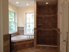 Bathroom Remodel Corner Tub ceramic tile bathtub surround ideas | master bathroom remodel
