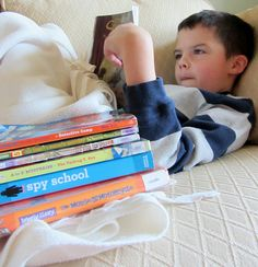 The Two-Chapter Rule - My trick for getting my kids trying new books without losing their love of books.