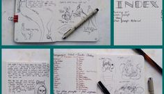Plan Your Projects - How to Make Your Own Creative Bullet Journal