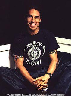 Anthony Kiedis Daily