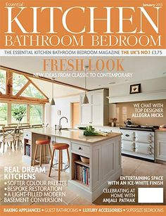 Pic On Kitchens and Bathrooms magazine Appliance annual issue Designers Signature dish No Place Like Home Pinterest Kitchens