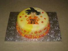Dragon ball Z cake