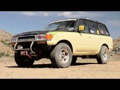 Modifying the 1993 Toyota Land Cruiser! Cheap Truck Challenge Part 2 - Dirt Every Day Episode 6