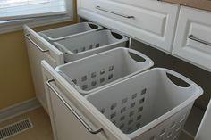 Ravishing Laundry Basket home remodel Transitional Laundry Room Toronto