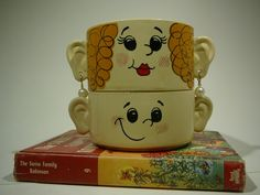 The Souper Family Replacement heads by RandomGoodsVintage on Etsy