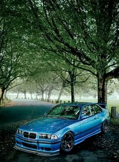 BMW E36 M3 blue not just any blue ESTORIL BLUE. on another note miss my boy blue!